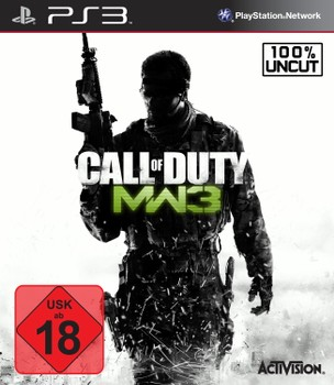 Call of Duty Modern Warfare 3 (német)