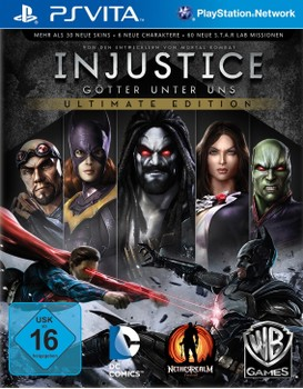 Injustice Gods among Us [Game of the Year Edition]