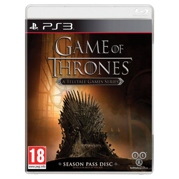 (ÚJ) Game of Thrones A Telltale Games Series