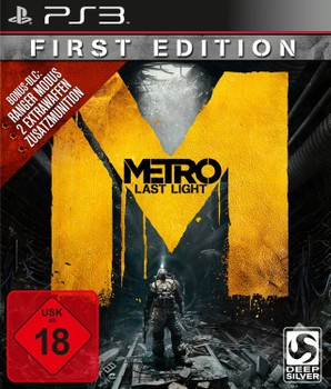 Metro Last Light [First Edition]