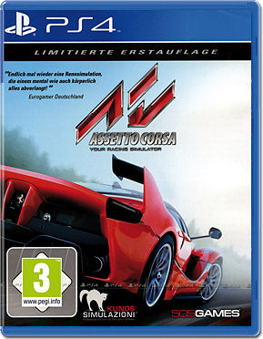 Assetto Corsa Limited Edition