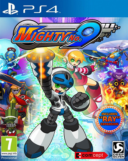 Mighty No. 9 Ray Edition