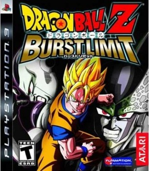 Dragon ball Z Burst Limit