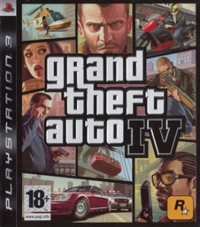 Grand Theft Auto ( GTA ) IV