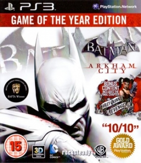 Batman Arkham City <Game of the Year Edition>