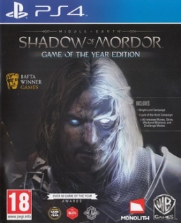 Middle Earth Shadow of Mordor <Game of the Year>