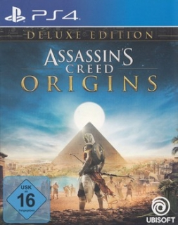 Assassin's Creed Origins - Deluxe Edition (Soundtrack + térkép nélkül)