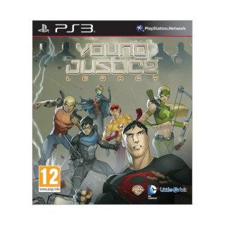 (új) Young Justice Legacy