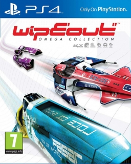 (ÚJ) WipEout Omega Collection