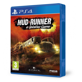 Mud runner a Spintires games (Spintires: Mudrunner)