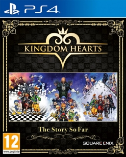(Új) Kingdom Hearts - The Story So Far