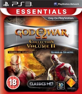 God of War Collection Volume II (2 db játék)