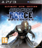 Star Wars The Force Unleashed I Ultimate Sith Edition